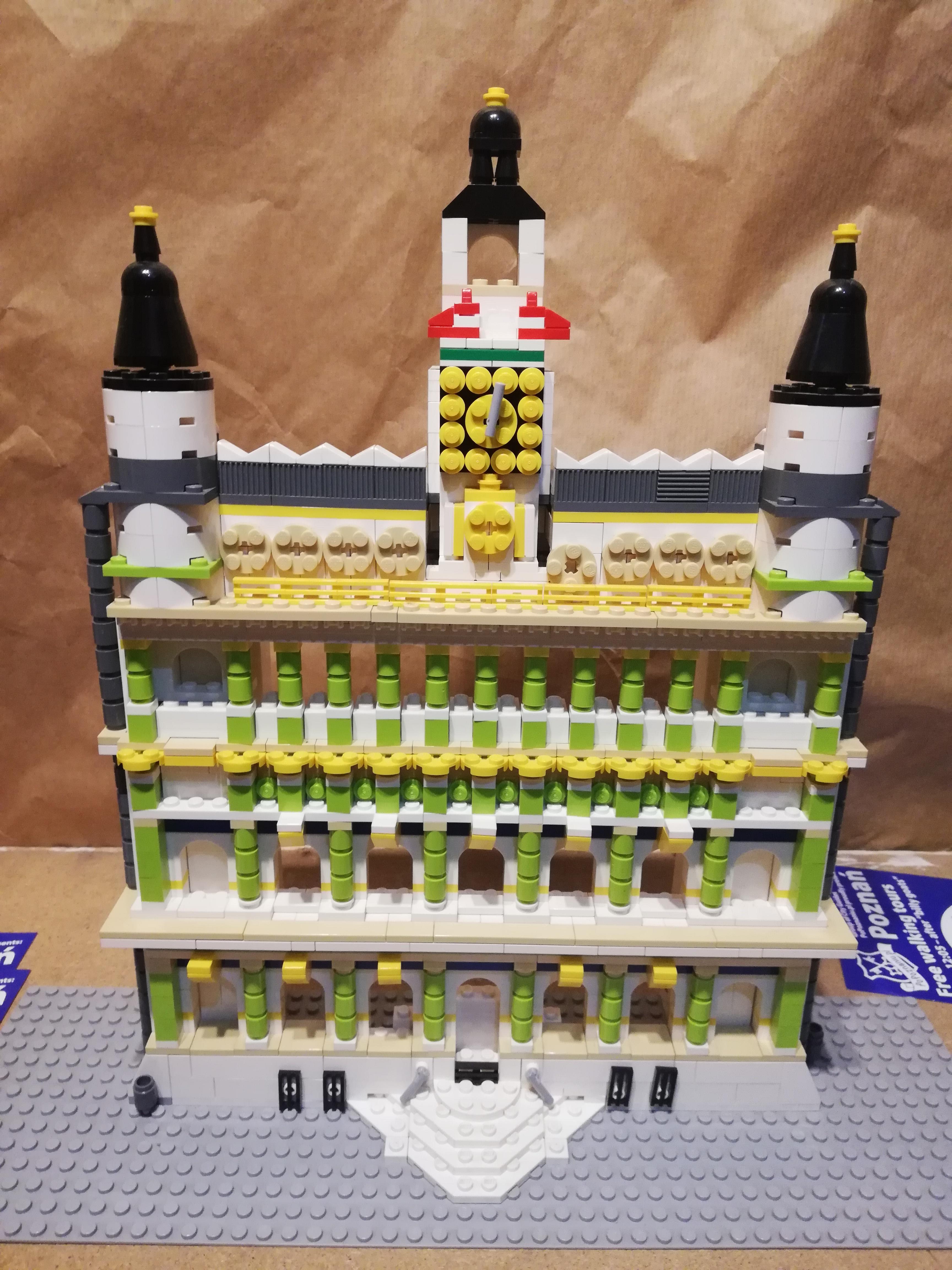 AFOL – Adult Fan Of Lego – Pierniczy Motorniczy